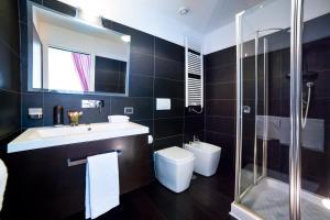 A bathroom at Rent in Rome - IV Novembre