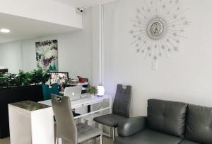 Zona de estar de ouR looks Inn