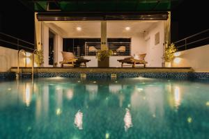 The swimming pool at or near Lavonca Boutique Hotel