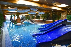 The swimming pool at or near Karuizawa Hotel 1130