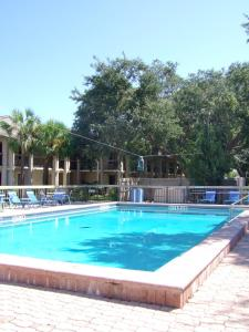 The swimming pool at or near Club Orlando