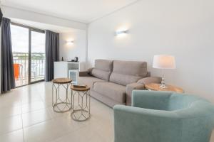 Zona de estar de Hotel Playasol San Remo