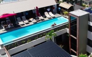 Vista de la piscina de Pereybere Hotel & Spa o alrededores