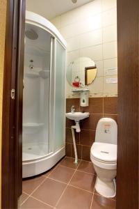 Ванная комната в РА на Невском 102