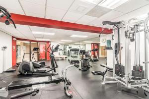 Palestra o centro fitness di Comfort Inn O'Hare - Convention Center