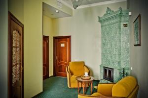 Гостиная зона в Шелфорт Отель