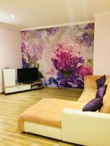 Posezení v ubytování Apartment Dream
