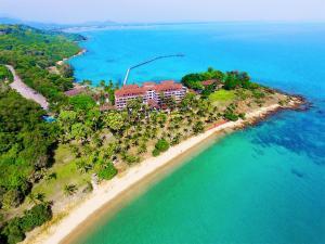 Rayong Resort Hotel с высоты птичьего полета