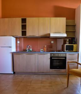Η κουζίνα ή μικρή κουζίνα στο Govino Bay