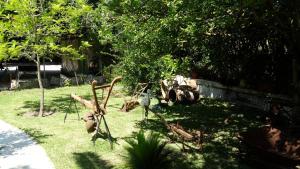 Κήπος έξω από το Baha-Ammes