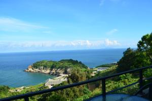 海景或從旅館拍的海景