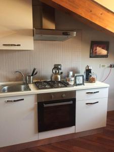 Cucina o angolo cottura di Turin House