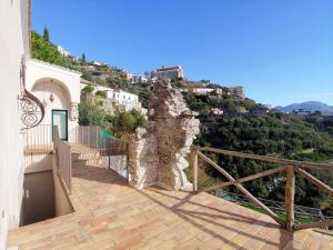 A balcony or terrace at Villa Amì