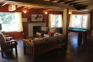 Un lugar para sentarse en Bella Angostura