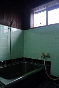 A bathroom at Hirauchi Hot Spot