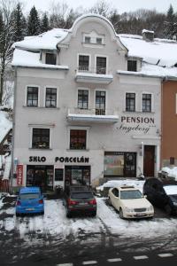 Apartmany Ingeborg during the winter