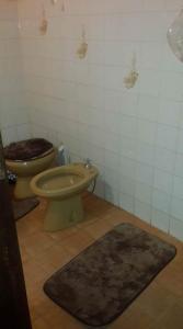 A bathroom at Hostal Posada Casa Grande 2
