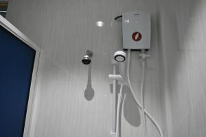 Salle de bains dans l'établissement Summer Home Kelaa