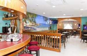 A restaurant or other place to eat at Hotel Playa Sol