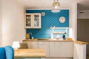 A kitchen or kitchenette at Good for you