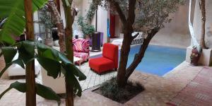The swimming pool at or near Riad Vendôme & Spa