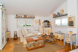 Zona de estar de KAROBI - Luxury apartment