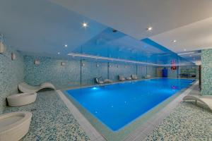 The swimming pool at or near New Peterhof Hotel