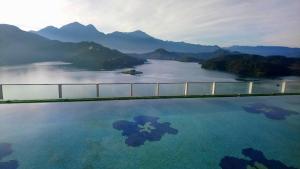The swimming pool at or near The Wen Wan Resort Sun Moon Lake