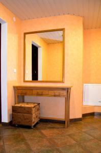 Vonios kambarys apgyvendinimo įstaigoje Velga