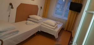 Lova arba lovos apgyvendinimo įstaigoje Velga