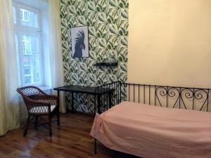 Łóżko lub łóżka w pokoju w obiekcie Apartament Piwna