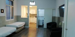 A seating area at Apartamentos Sol Mayor