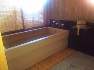 A bathroom at Ise Todaya Ryoan
