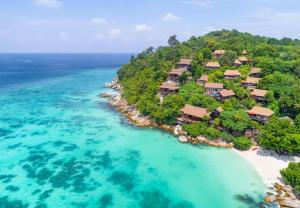 A bird's-eye view of Serendipity Beach Resort Koh Lipe