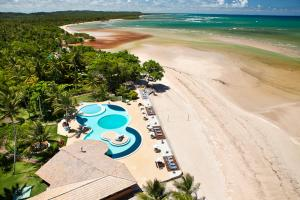 A bird's-eye view of Hotel Karapitangui