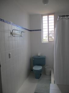A bathroom at Chambres d´hotes La Romana