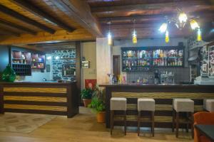 Ο χώρος του lounge ή του μπαρ στο Έναστρον