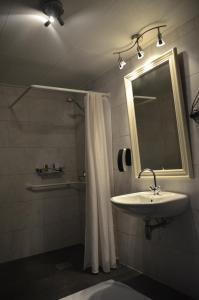 A bathroom at De Terp