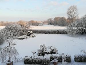 Little Paradise - Retreat- and Meditation Center im Winter