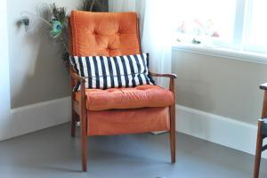 A seating area at Browns Boutique Bed and Breakfast