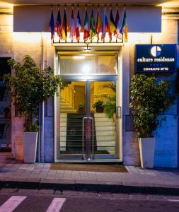 The facade or entrance of Culture Residence Consalvo Otto