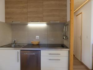 A kitchen or kitchenette at Asphodeles