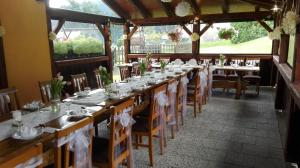 Restaurace v ubytování Pension Pod Lipou