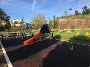 De kinderspeelruimte van Coimbra Camping & Bungalows