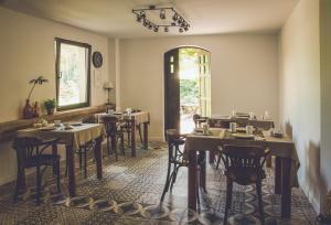 Restauracja lub miejsce do jedzenia w obiekcie Hotel Dwa Księżyce