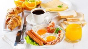 Завтрак для гостей Гостевой дом «Виктория»