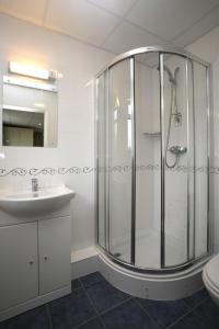 A bathroom at Westhill Country Hotel