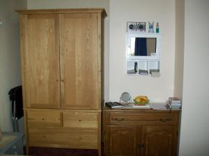 A kitchen or kitchenette at B & B in Seven Sisters