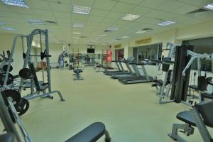 Фитнес-центр и/или тренажеры в Гостиница Grand Mir