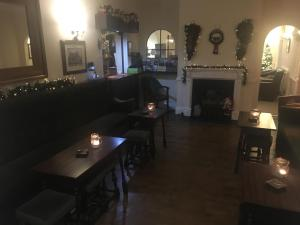 A restaurant or other place to eat at Abbots Mead Hotel